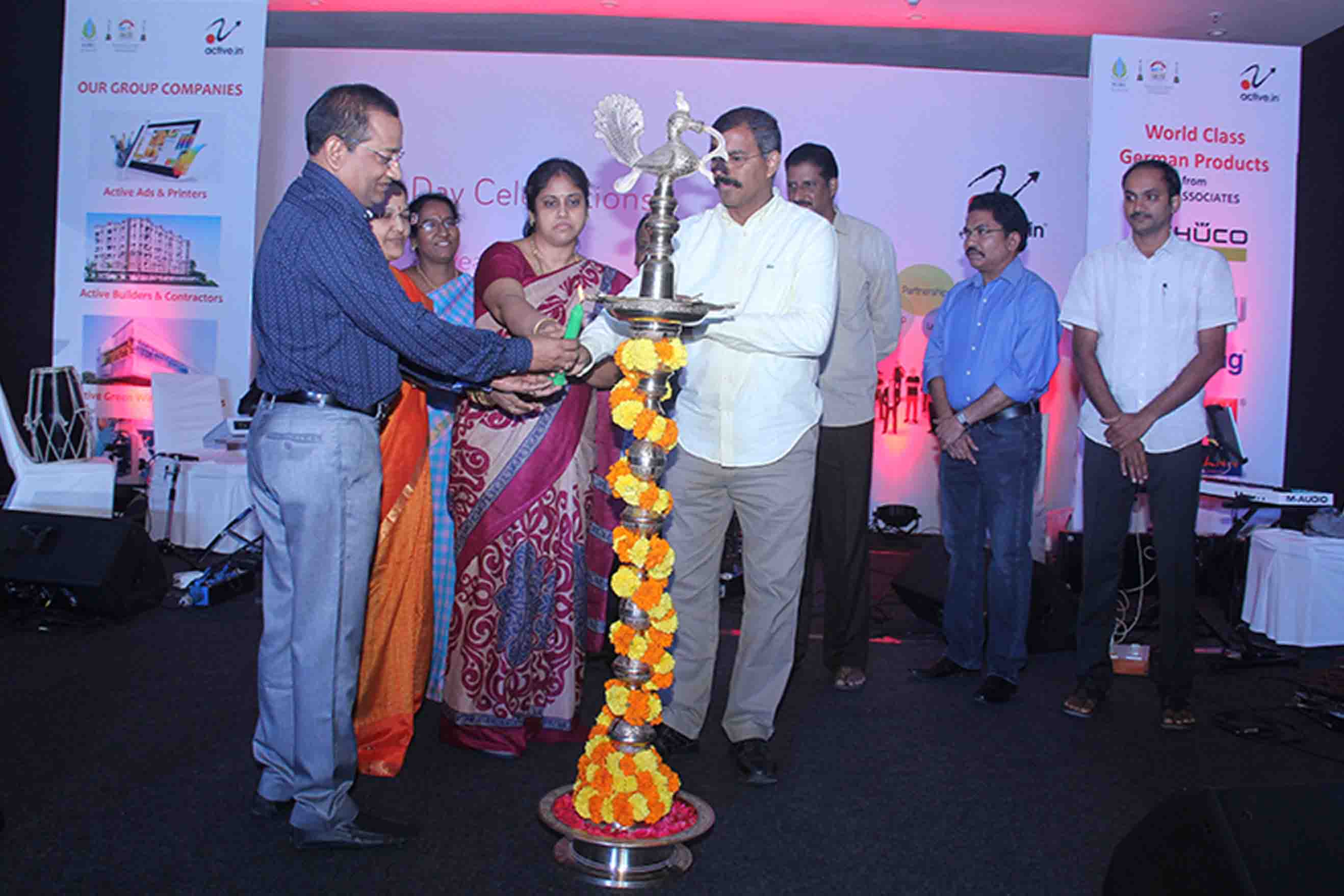 annual day function organization comnpany in hyderabad