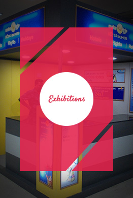 Miraims exhibitions event Organisers